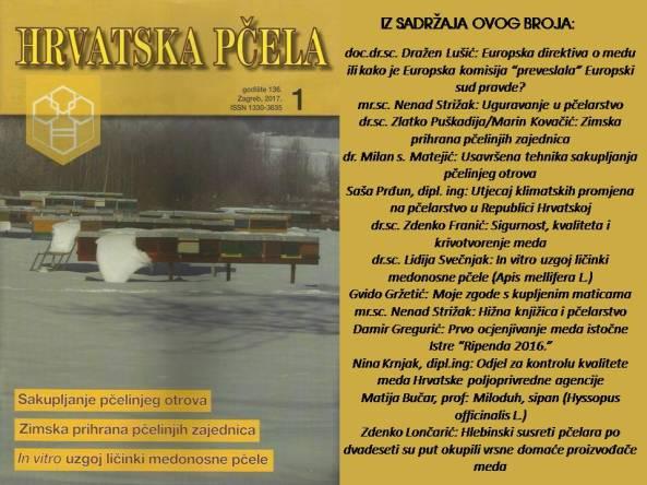 hrvatska-pcela-br-1-sijecanj-2017