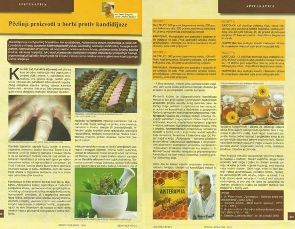 članak u novoj pčeli